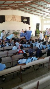 School Ministry at Open Bible Church